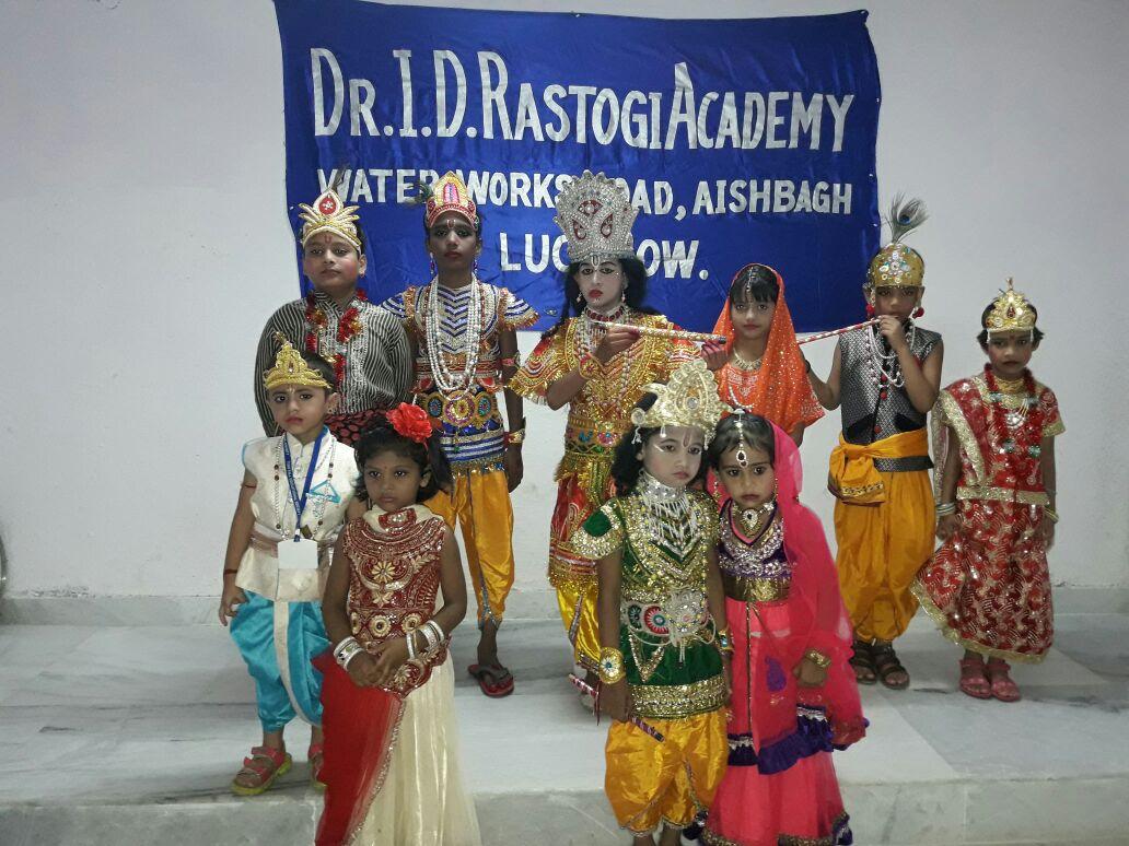 Celebrate Janmashtami 2